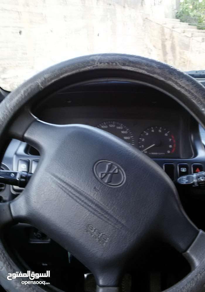 Hyundai Santamo 1999 - Manual