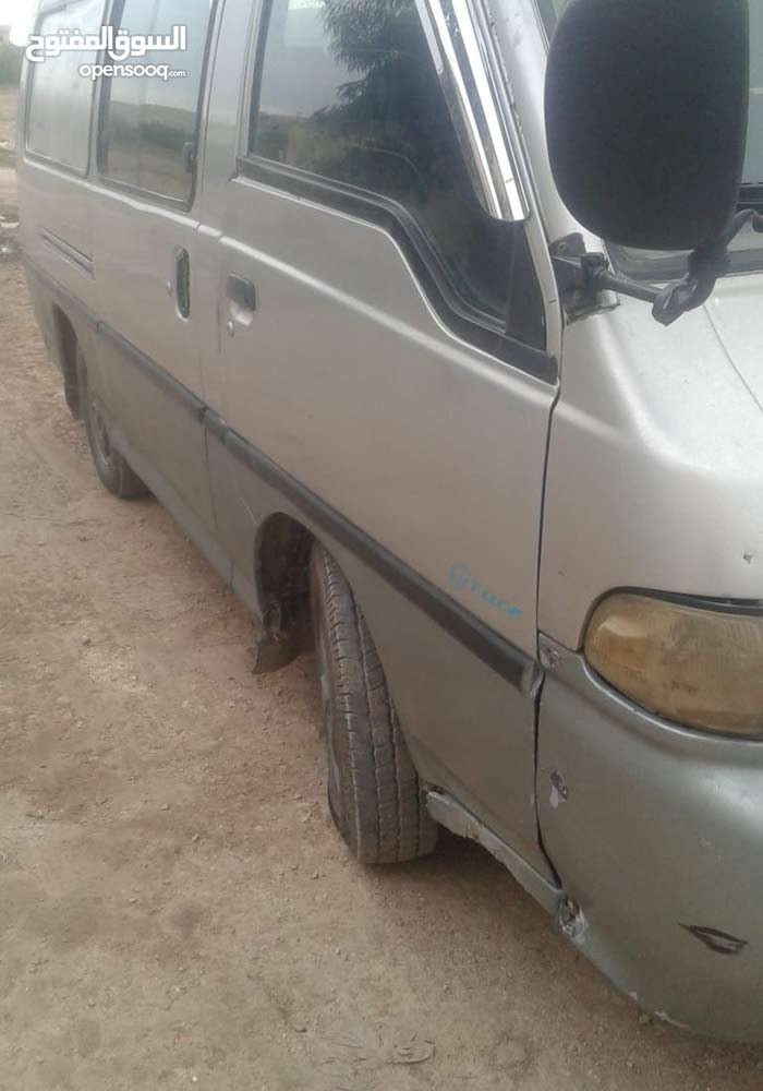 Hyundai H100 1995 For sale - Grey color