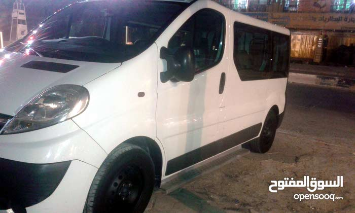 New Opel Frontera in Baghdad