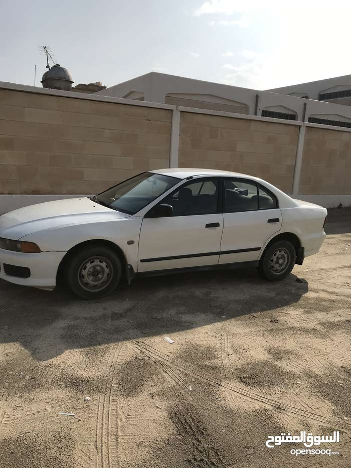 Mitsubishi Galant Good Condition For Sale