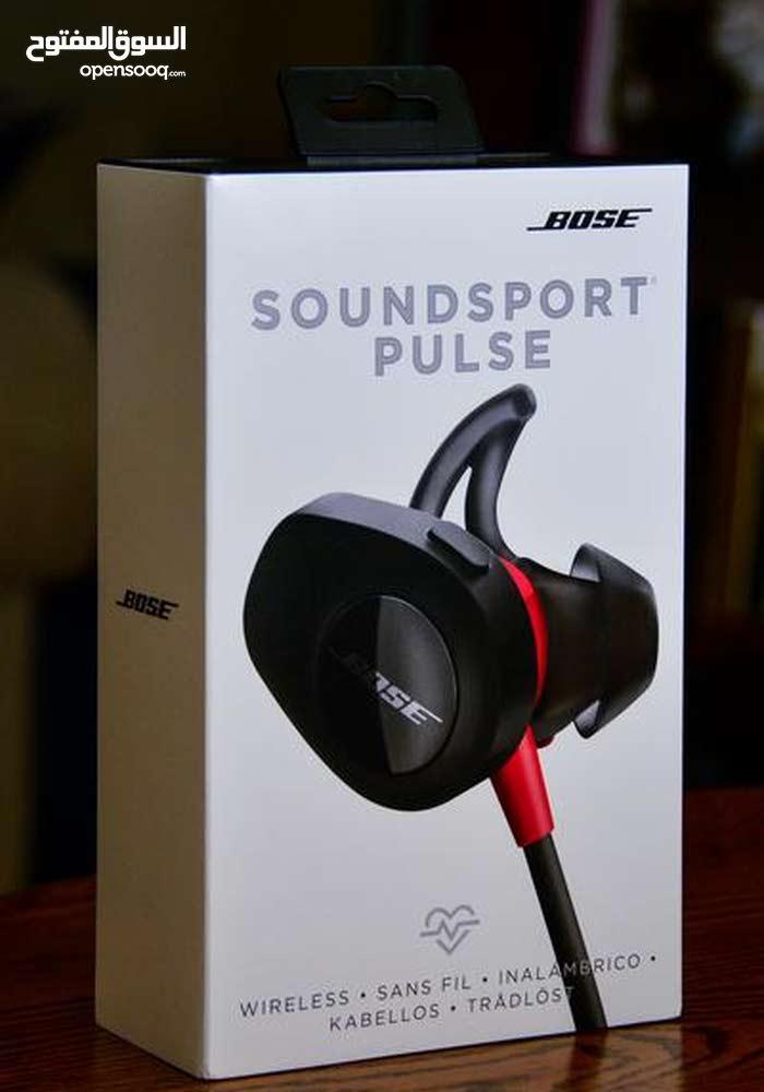 سماعة بوس Bose Sound Sport pulse لاسلكية اصلية بلوتوث