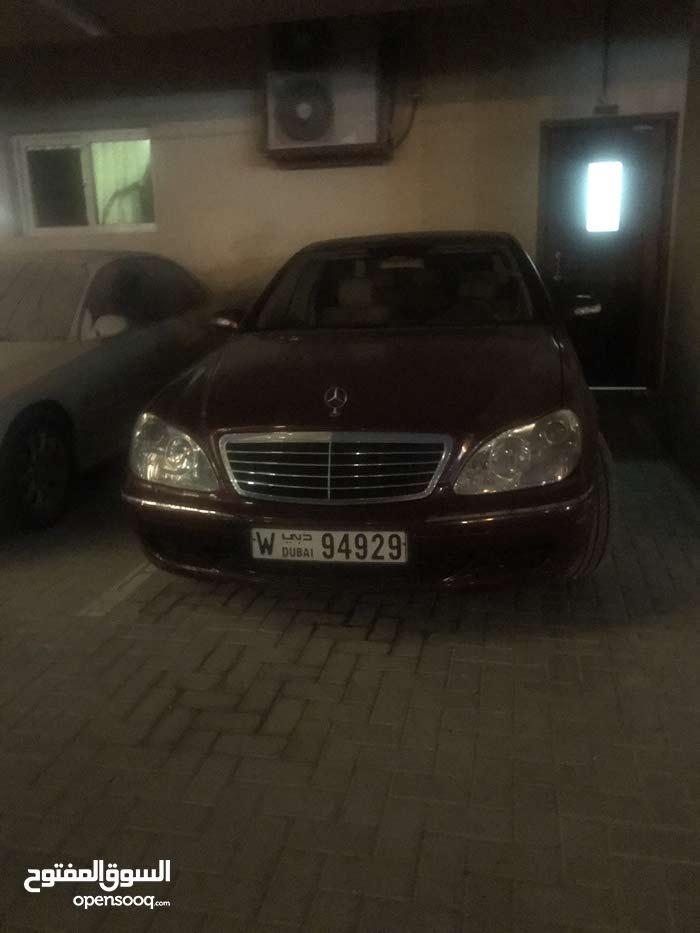 For sale Used Mercedes Benz S 280