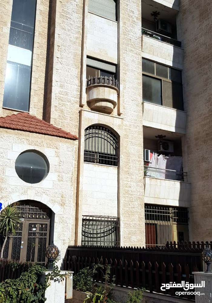 Second Floor  apartment for sale with More rooms - Amman city Jubaiha