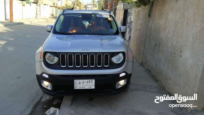 Jeep Renegade 2015 For Sale