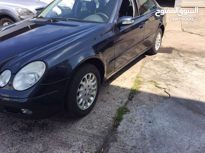 Mercedes Benz E 240 made in 2003 for sale