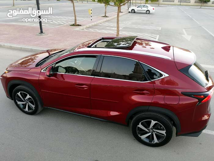 Lexus NX car for sale 2018 in Muscat city
