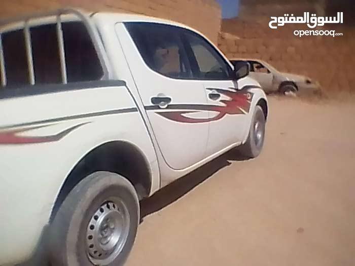 Gasoline Fuel/Power   Mitsubishi L200 2010