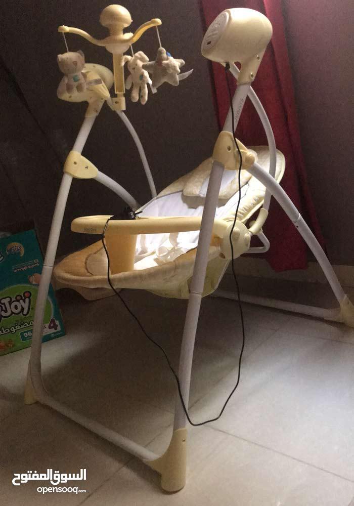 مرجيحة اطفال كهربائية جونيور من سنتربوينت