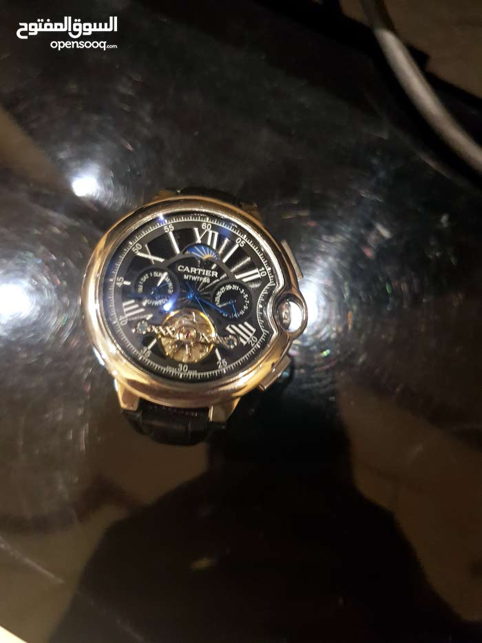CARTIER AUTOMATED A CLASS