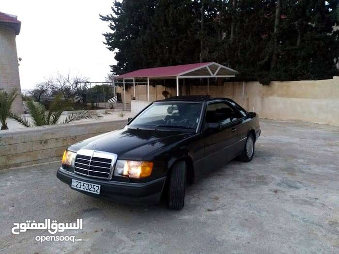 Automatic Mercedes Benz 1992 for sale - Used - Amman city