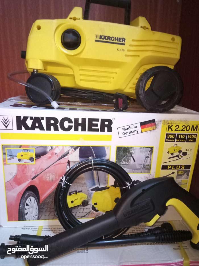 ماكينة غسيل مكيفات وسيارات ماركة كارشر