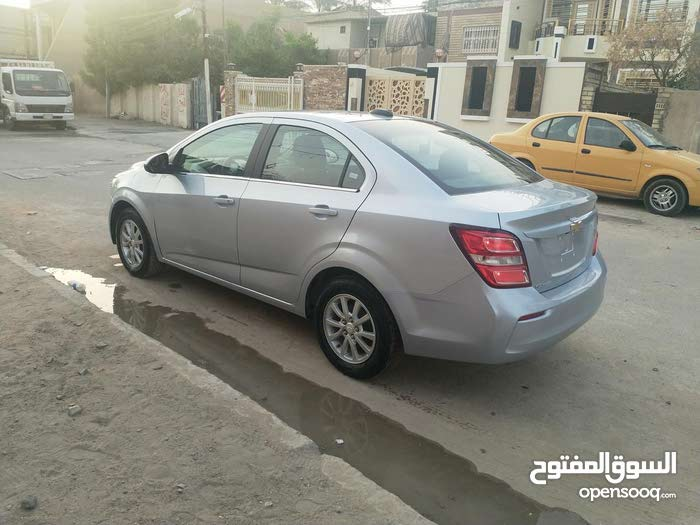 Automatic Chevrolet 2017 for sale - Used - Baghdad city