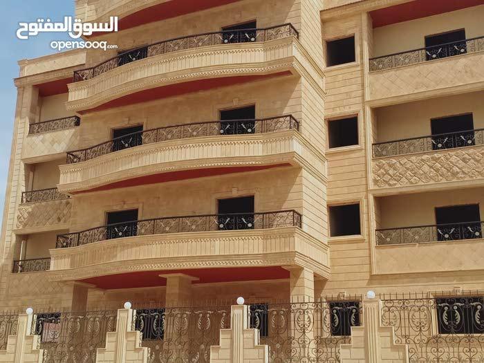 عماره خاليه للبيع بالحي التاسع