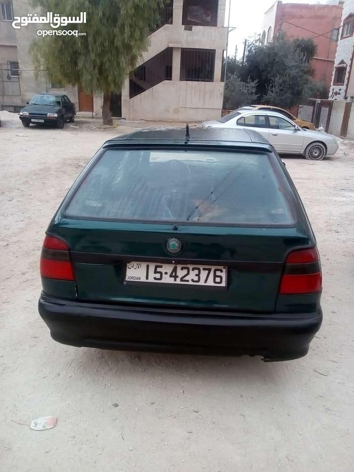 Skoda Felicia 1997 For sale - Green color