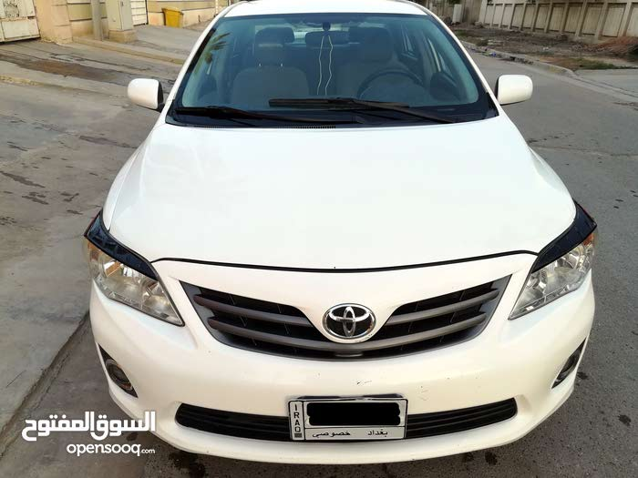 Toyota Corolla 2013 - Baghdad