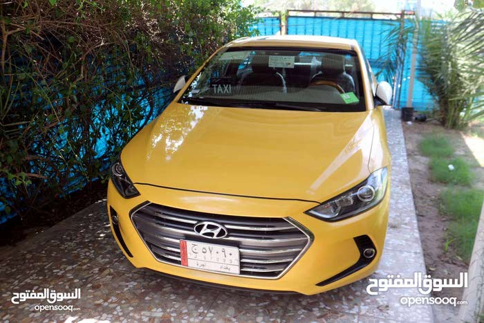 New 2017 Elantra for sale