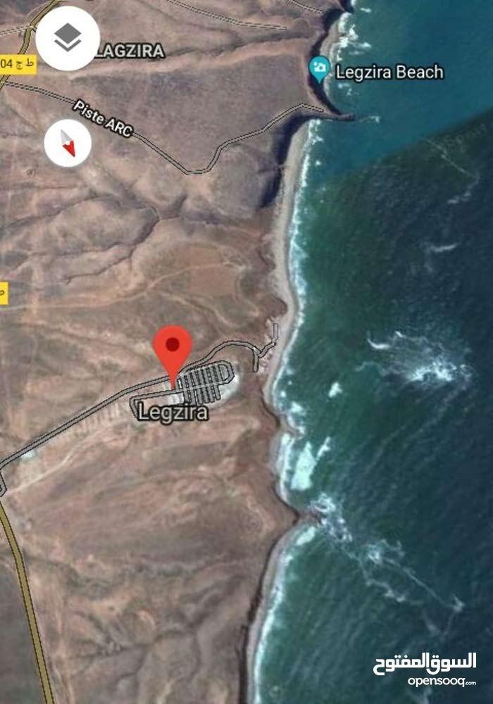ارض للبيع 12 هكتار منطقه كزيره سيدي افني