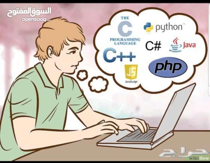 نحن فريق متعاونين دعم فني حاسب آلي وشبكات و تصميم وبرمجة مشاريع وبرامج