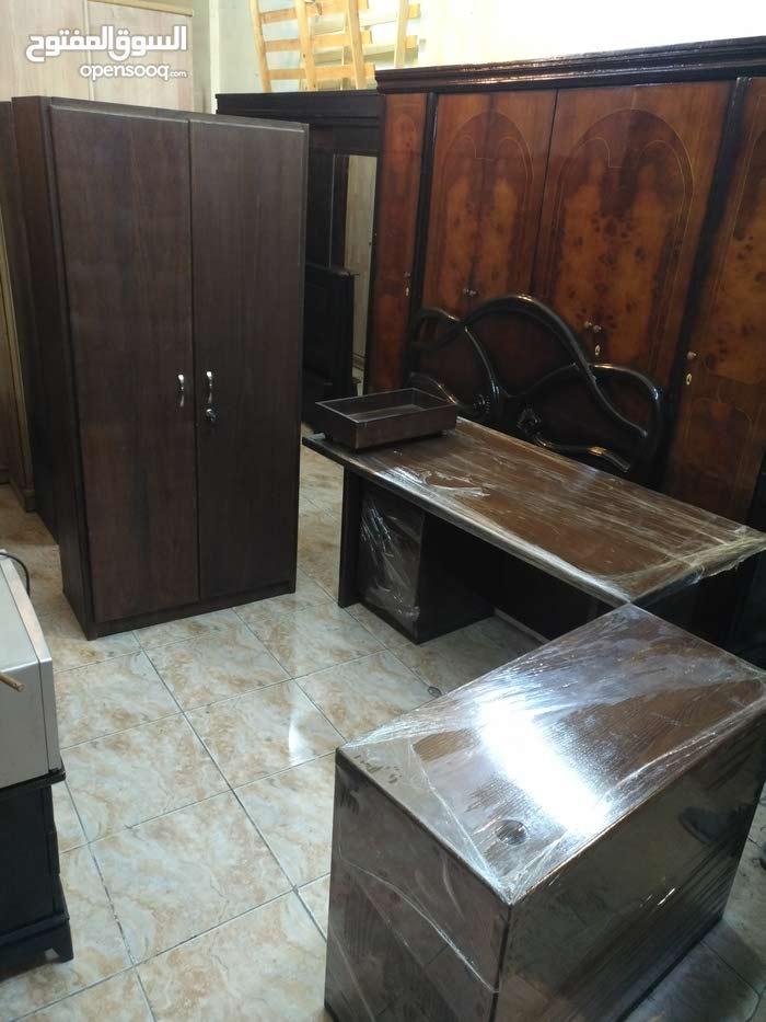 مكاتب جديده بسعر المستعمل خشب لاتيه 18اندونيسي للبيع