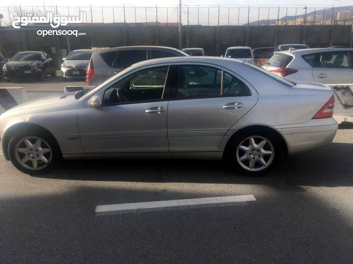 Mercedes Benz C 300 2003 for sale in Tripoli