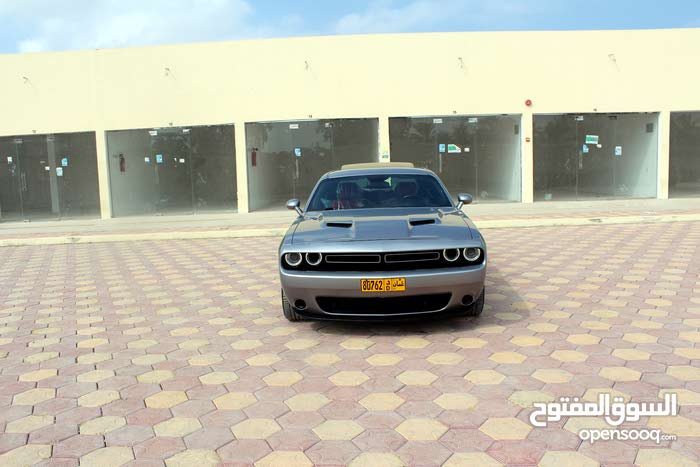 Gasoline Fuel/Power   Dodge Challenger 2015