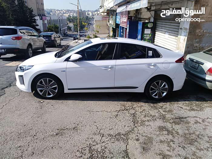 Hyundai Ioniq 2018 for rent per Week