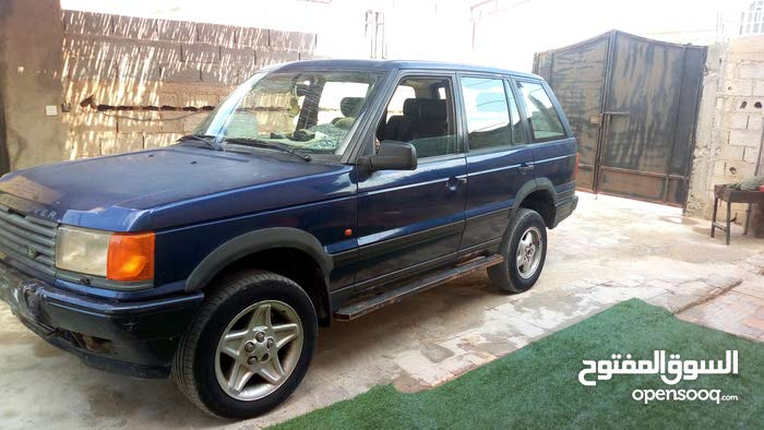 Land Rover Range Rover made in 1998 for sale