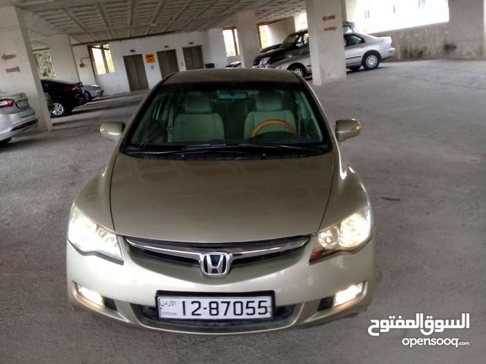 2008 Used Civic with Automatic transmission is available for sale