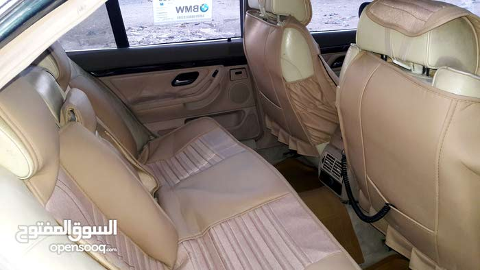 Used condition BMW 740 1996 with 30,000 - 39,999 km mileage