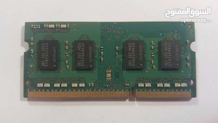 رامات DDR3 بحالة الوكالة نوع سامسونج