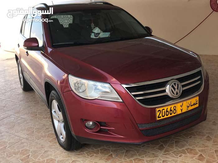 Volkswagen Tiguan car for sale 2011 in Nizwa city