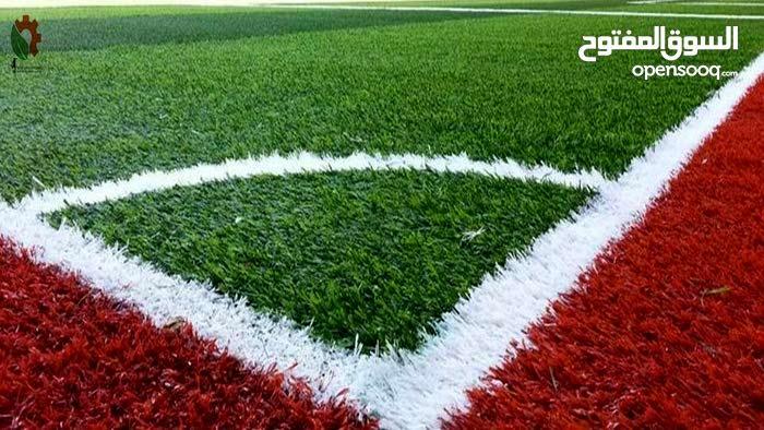 عشب صناعي صيني نخب اول لارضيات ملاعب كرة القدم