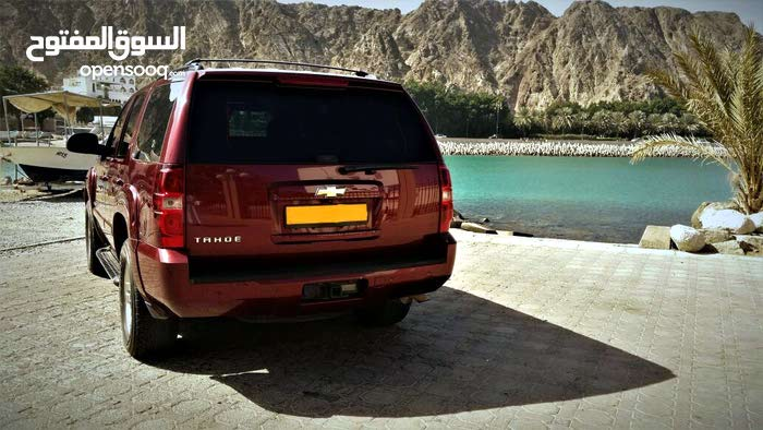 Available for sale! +200,000 km mileage Chevrolet Tahoe 2009