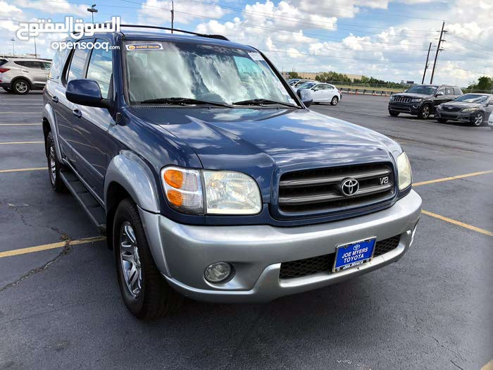 20,000 - 29,999 km Toyota Sequoia 2004 for sale