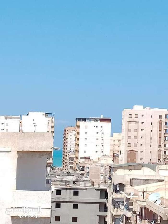 شقة للبيع بشاطئ النخيل الاسكندرية العجمي الكيلوا 21 فرصة لن تتكرر شقه رررروعه  م