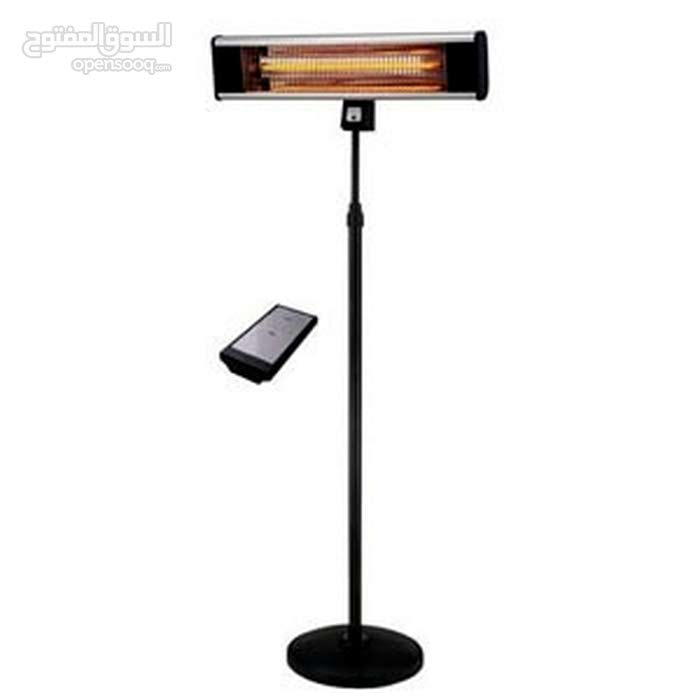 STANDING ELECTRIC  INFRARED HEATER