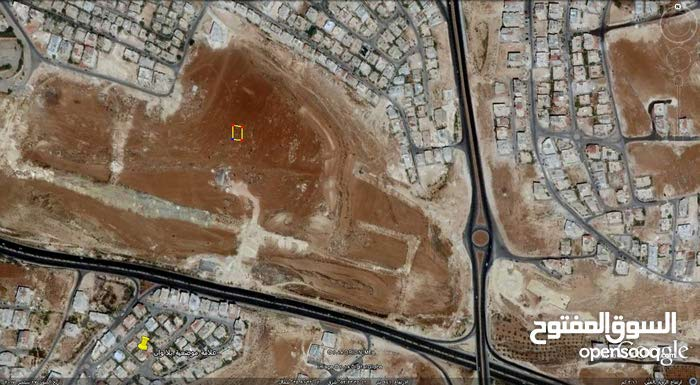 أرض في الجبيهة - شارع الأردن