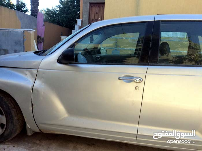 For sale 2007 Silver PT Cruiser