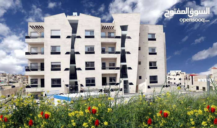 First Floor  apartment for sale with 3 rooms - Amman city Abu Alanda