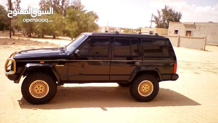 180,000 - 189,999 km Jeep Cherokee 1996 for sale