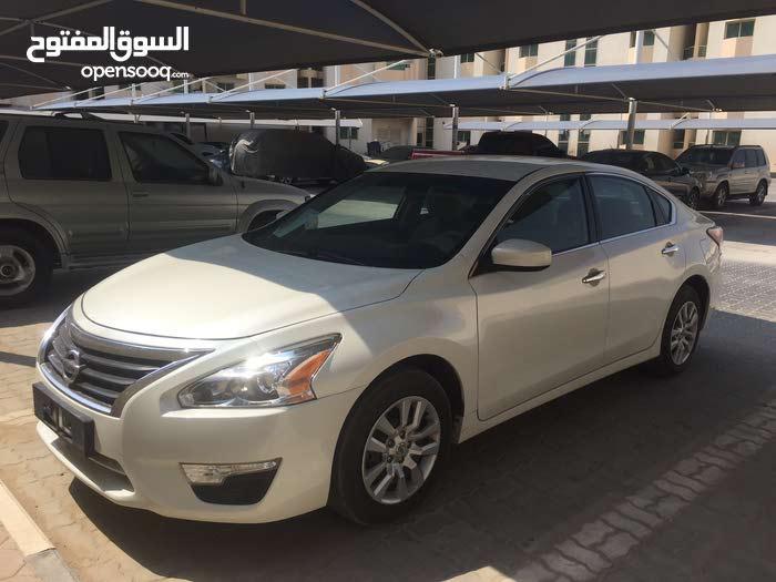 For sale Nissan Altima car in Ajman