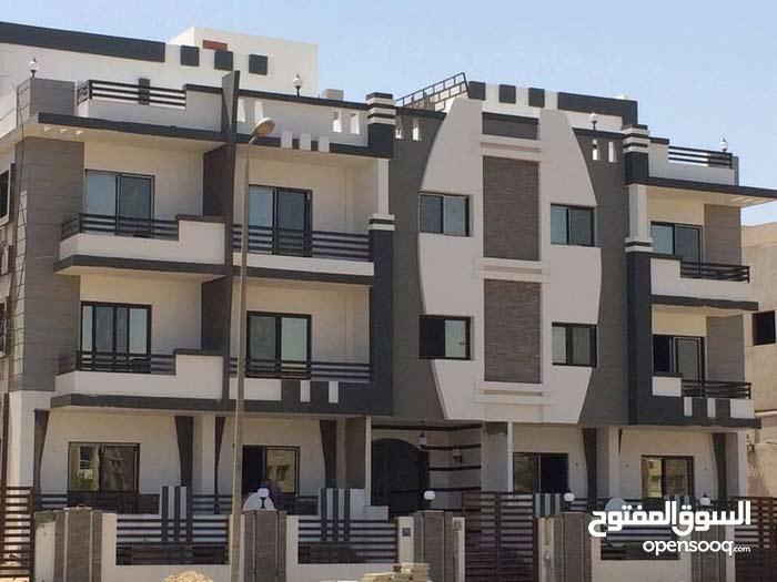 ادفع و استلم شقتك فوراً 185 متر بارقى مناطق الشيخ زايد بالحي التاسع