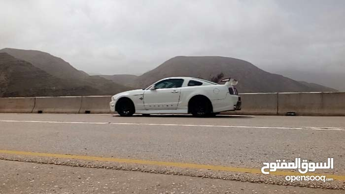 Available for sale! 0 km mileage Ford Mustang 2005