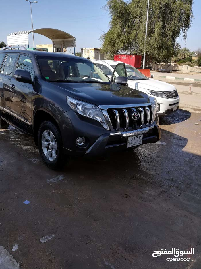 Best price! Toyota Prado 2016 for sale