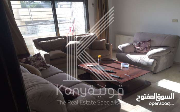 Apartment for sale in Amman city Dahiet Al Ameer Rashed