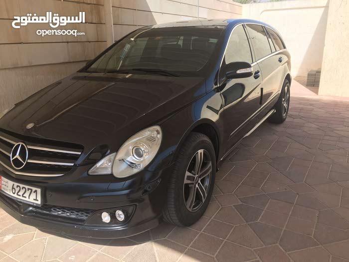 mercedes R500 original Brabus package