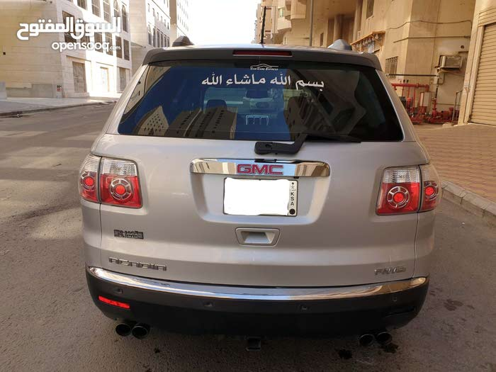 Automatic Silver GMC 2012 for sale