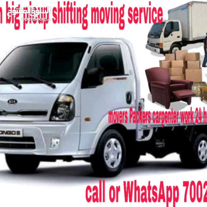 low price movers Packers carpenter work