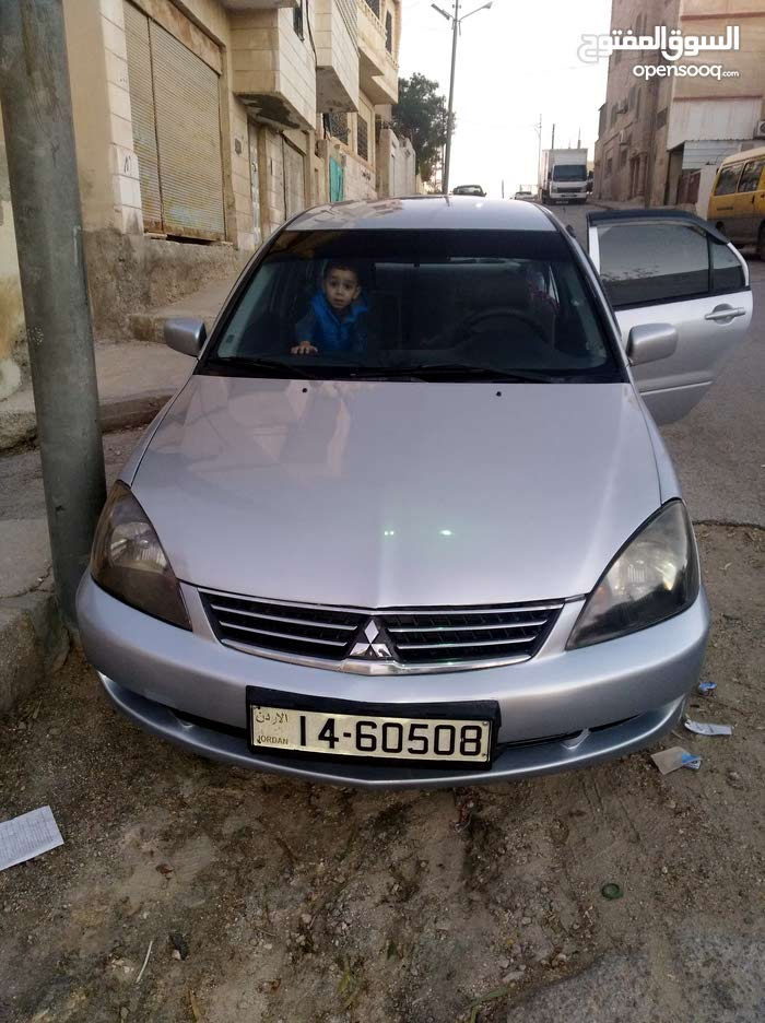 Mitsubishi Lancer car for sale 2005 in Amman city