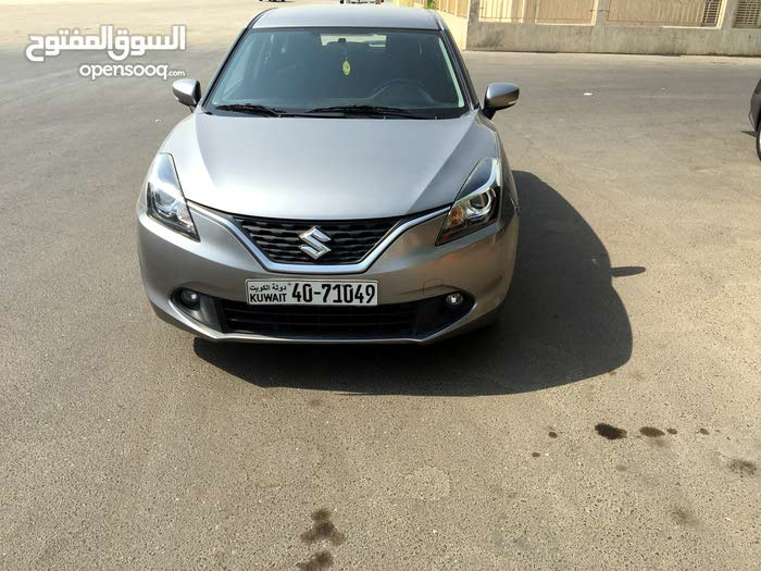 2017 Used Baleno with Automatic transmission is available for sale